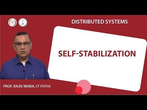Lecture 17 - Self-Stabilization