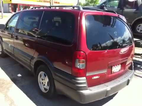 2002 pontiac montana 4dr ext wb se 4 door mini van. Black Bedroom Furniture Sets. Home Design Ideas