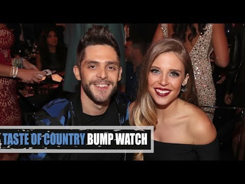 Thomas Rhett's Daughter Ada James Is Adorable! - Bump Watch