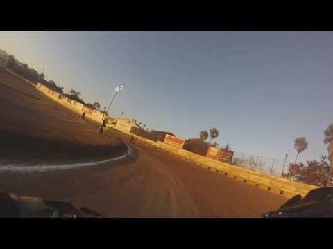 Hooligan Crash Ventura Raceway