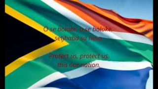 "South African National Anthem - ""Nkosi Sikelel"