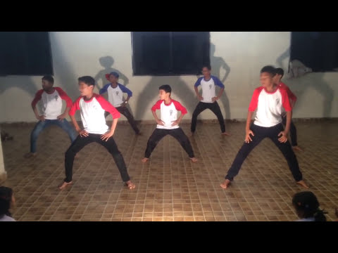 Bajne de Dhadak Dhadak Time Pass Choreography by RRR +919967280211
