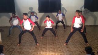 bajne de dhadak dhadak time pass choreography by roshan roshi ros 919833063070