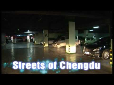 Streets of Chengdu by Yr Hom