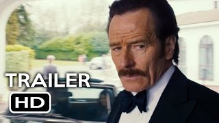 The Infiltrator Official Trailer #2 (2016) Bryan Cranston, John Leguizamo Crime Movie HD