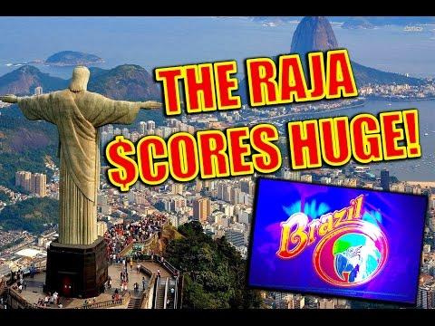 💰 Huge Win On Big Jackpot While Playing Live | Brazil Slot Machine 🔥