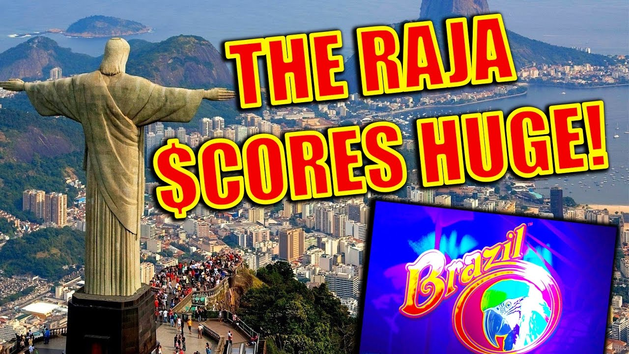 Huge Win On Big Jackpot While Playing Live | Brazil Slot