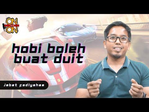 Ep. 26 Hobi boleh buat duit dan dapat hadiah RM20,000! On Tak On kata boss SIMGEARZ ni!