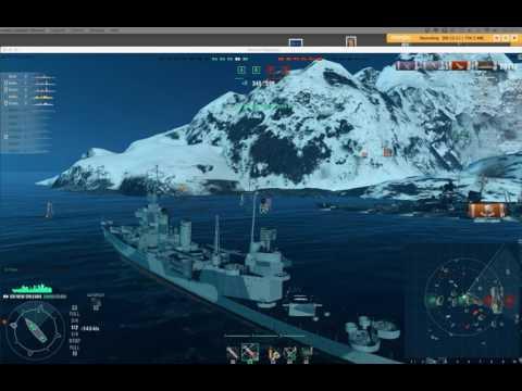 world of warships Battle ensign