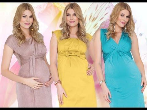 Как быстро сшить платье для беременных видео