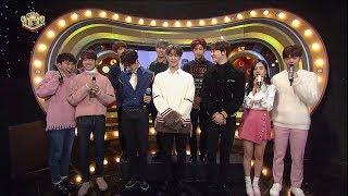 Download Video [ENG SUB] BTOB & ASTRO x Jisoo & Jinyoung at Inkigayo 171105 MP3 3GP MP4