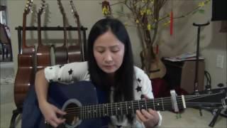 Cover Guitar LK Quê Hương Bỏ Lại, Chiều Tây Đô...