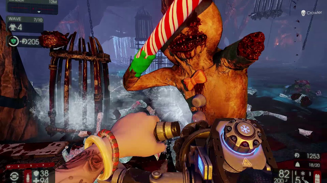 Killing Floor 2 Twisted Christmas preview build. - YouTube