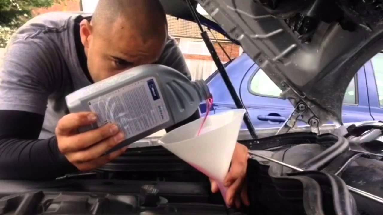 Mercedes gearbox oil change (5 speed auto)