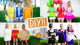 Костюмы На Хэллоуин для групп | Halloween Costumes for Groups!
