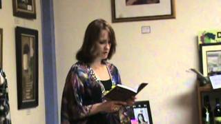 Alice Reads from Unfinished Projects