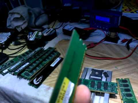 Восстановление DDR2 DDR3