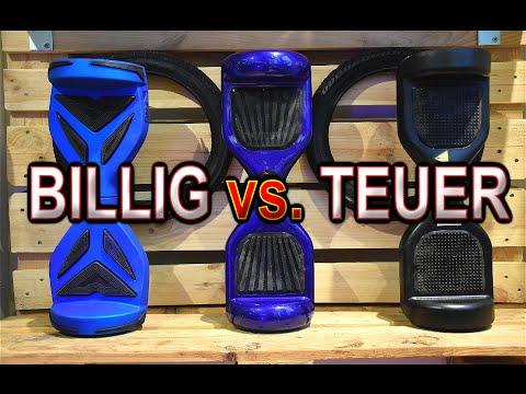 hoverboard-billig-vs.-teuer,-balance-board,-*test&review*-[deutsch,-german]
