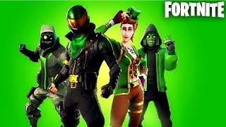 Fortnite St Patrick's Day Event! (New LTM, New Mauler Skin + More)