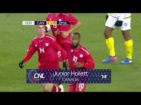 CNL 2018: Canada vs Dominica Highlights