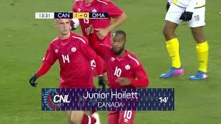 CNL 2018: Canada vs Dominica Highlights