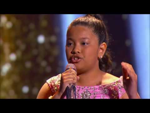 Steve Harvey Got Stunned by this Amazing Kid Singing Chandelier by Sia