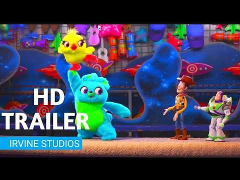 TOY STORY 4 - TRAILER REACTION SUMMER (2019) MOVIE