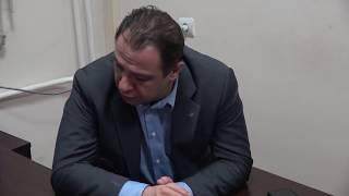 Ձերբակալվել է «Հայաստան» համահայկական հիմնադրամի տնօրենը․ ԱԱԾ տեսանյութը