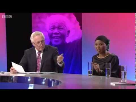 BBC Question Time 12 December 2013 (12/12/13) Johannesburg FULL EPISODE