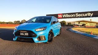 Fire and Fury - 2018 Ford Focus RS Limited Edition (On Road and Track)