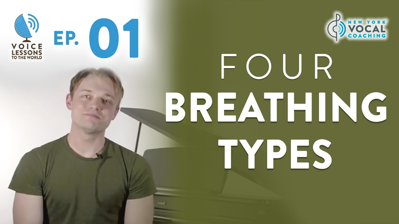 "Ep. 1 ""4 Breathing Types"""