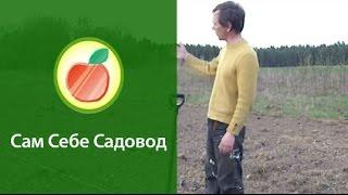 Сажаем низкорослый сад(http://samsebesadovod.ru Евгений и Никита сажают низкорослые яблони., 2012-03-29T17:47:56.000Z)