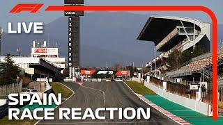 F1 LIVE: Spanish GP Post-Race Show