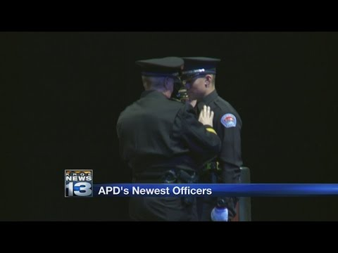 30 new cadets join the Albuquerque Police Department