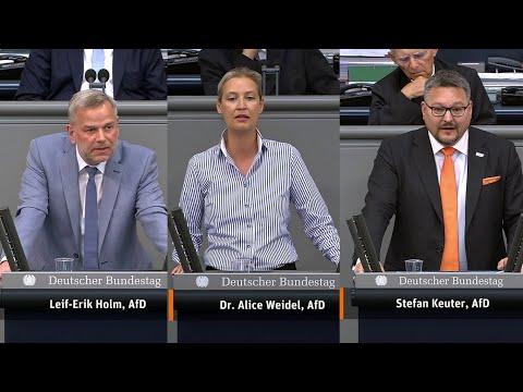 Thematischer Rundumschlag 24.06.2021 Bundestag - Bananenrepublik