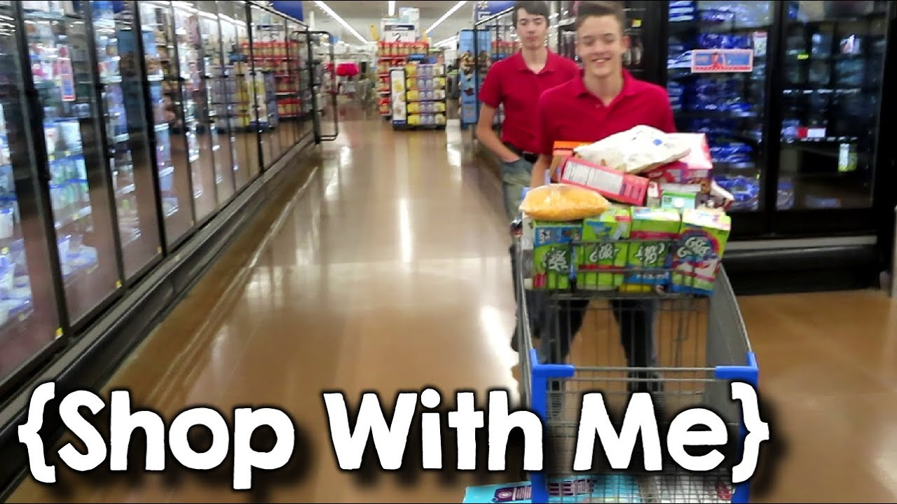 Back to One Cart? ¦ The Wild Method ¦ Large Family Shop with Me ¦ Sept 2020