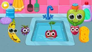Game masak masakan anak kecil - Game masak masakan yang menyenangkan | GamePaly Android