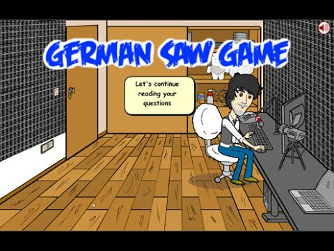 German Saw Game - YouTube
