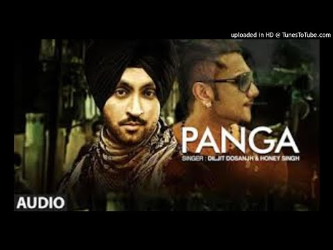 Panga {bass Boosted} Honey Singh Ft Diljit Dosanj