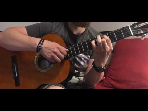 Смотреть клип Ранетки - мальчишки-кадеты ( разбор на гитаре, акустическая версия ) онлайн бесплатно в качестве