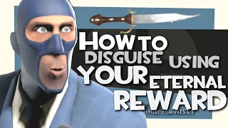 TF2: How to disguise using Your Eternal Reward (X-Files)