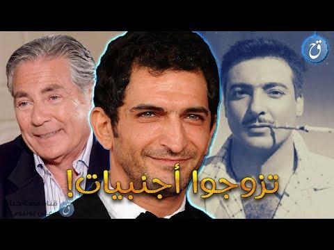نجوم عرب تزوجوا
