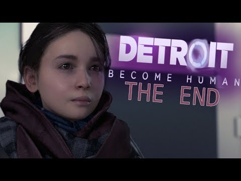 Detroit: Become Human - THE GOOD ENDING #9 (Let's Play)