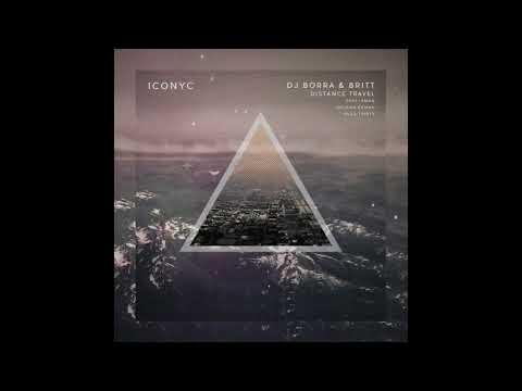 DJ Borra feat Britt - Distance Travel (Extended Vocal Mix)[ICONYC]