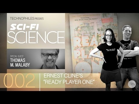 """#2 """"Ernest Cline's Ready Player One"""" 