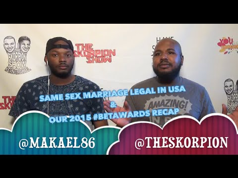 Same Sex Marriage Legal In USA & Our 2015 #BETAwards Recap (Janet, Bad Boy Reunion, & More)