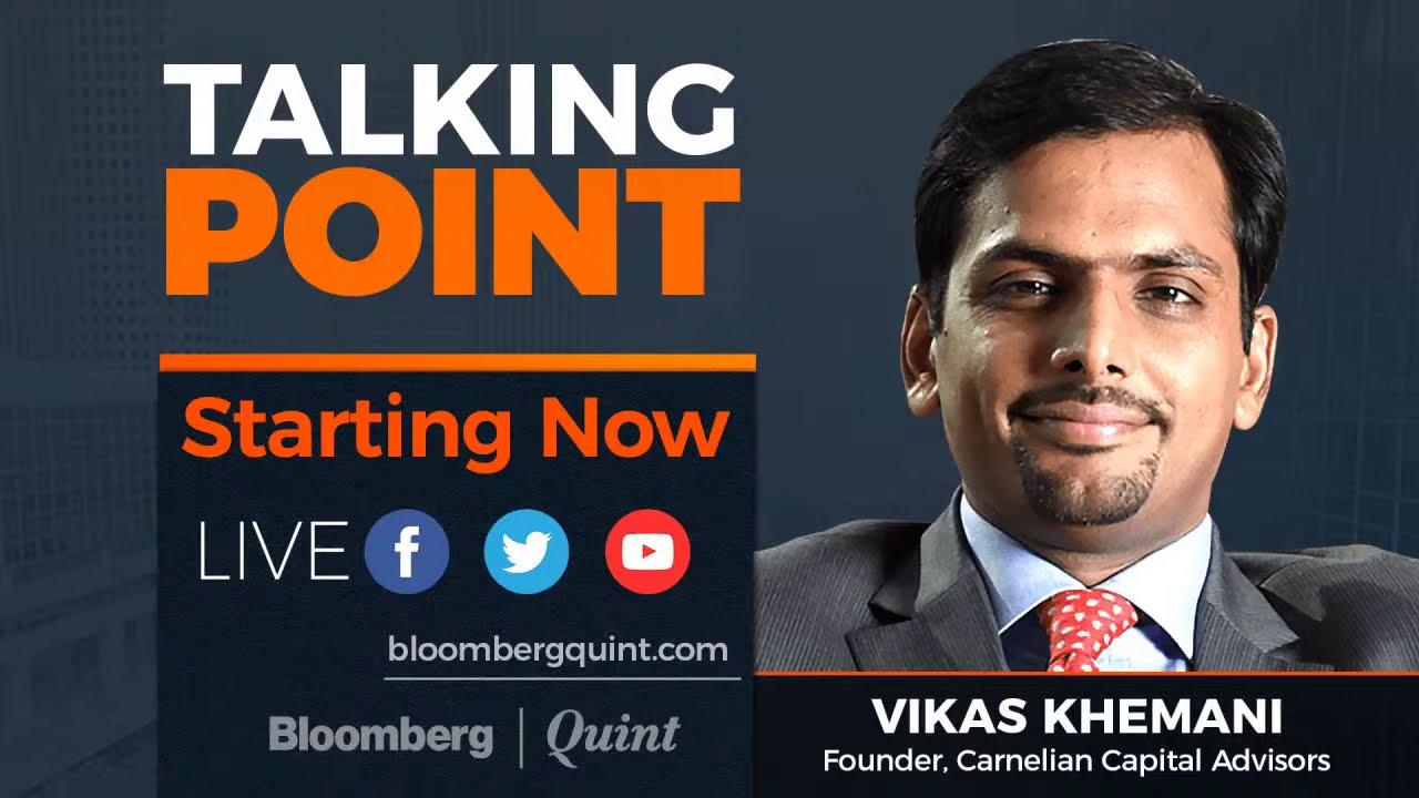 Talking Point With Carnelian Capital Advisors Vikas Khemani