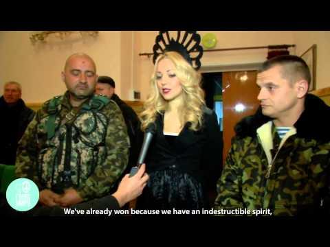 VOICE OF PEACE Slavyansk 23.10.2014