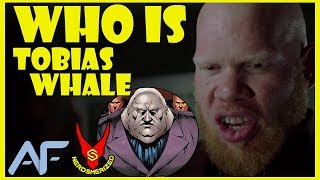 Who is Tobias Whale? | EXPLORING COMICS