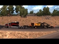American Truck Simulator | Jeep Dolly Kenworth W900L enorme camarote